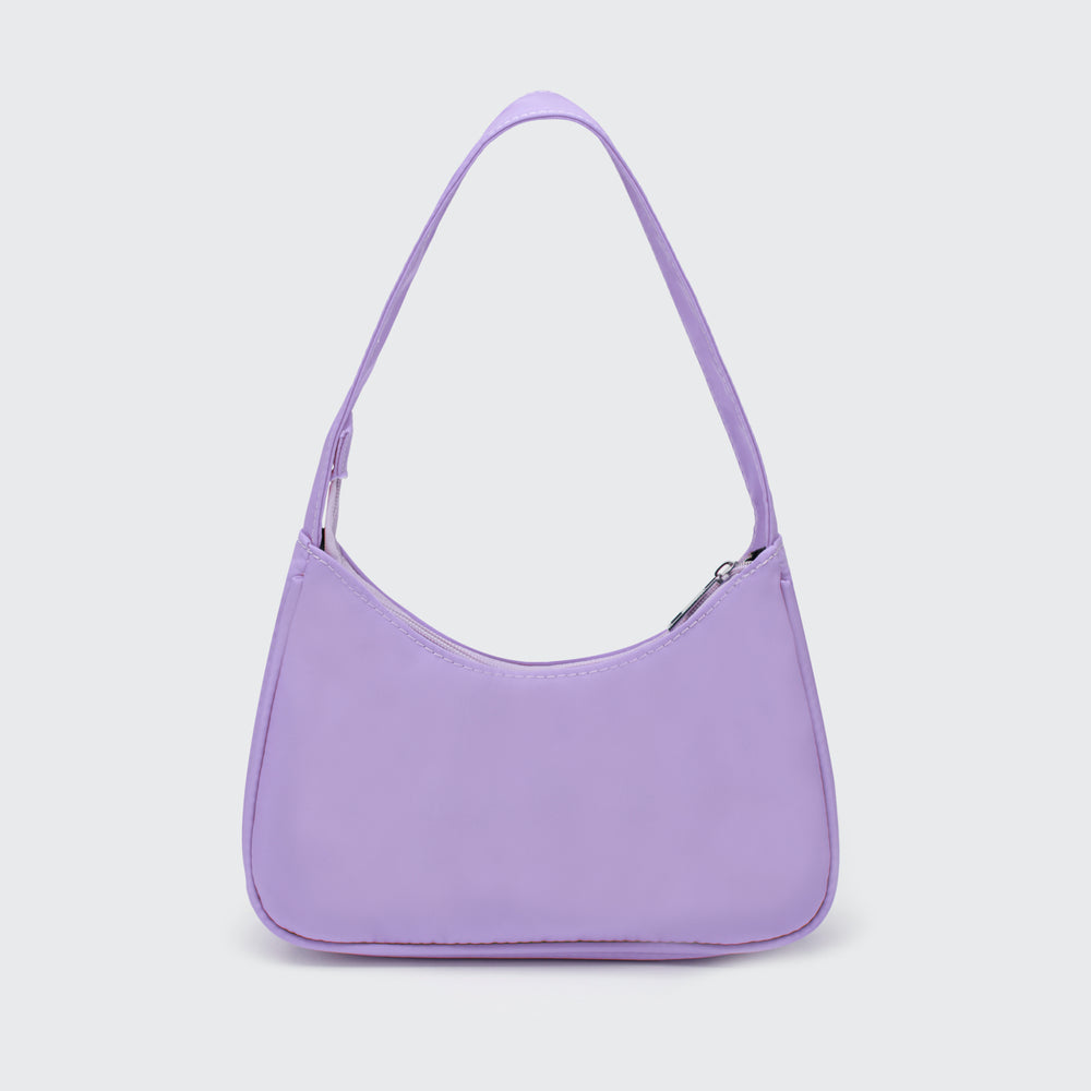 Sporty Spice Nylon Bag - Purple