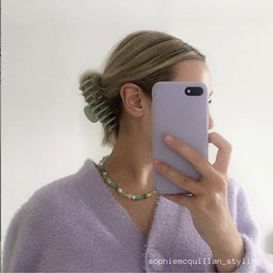 Load image into Gallery viewer, Creamy Berry iPhone Case
