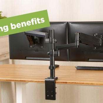 4 Surprising Benefits of a Monitor Arm