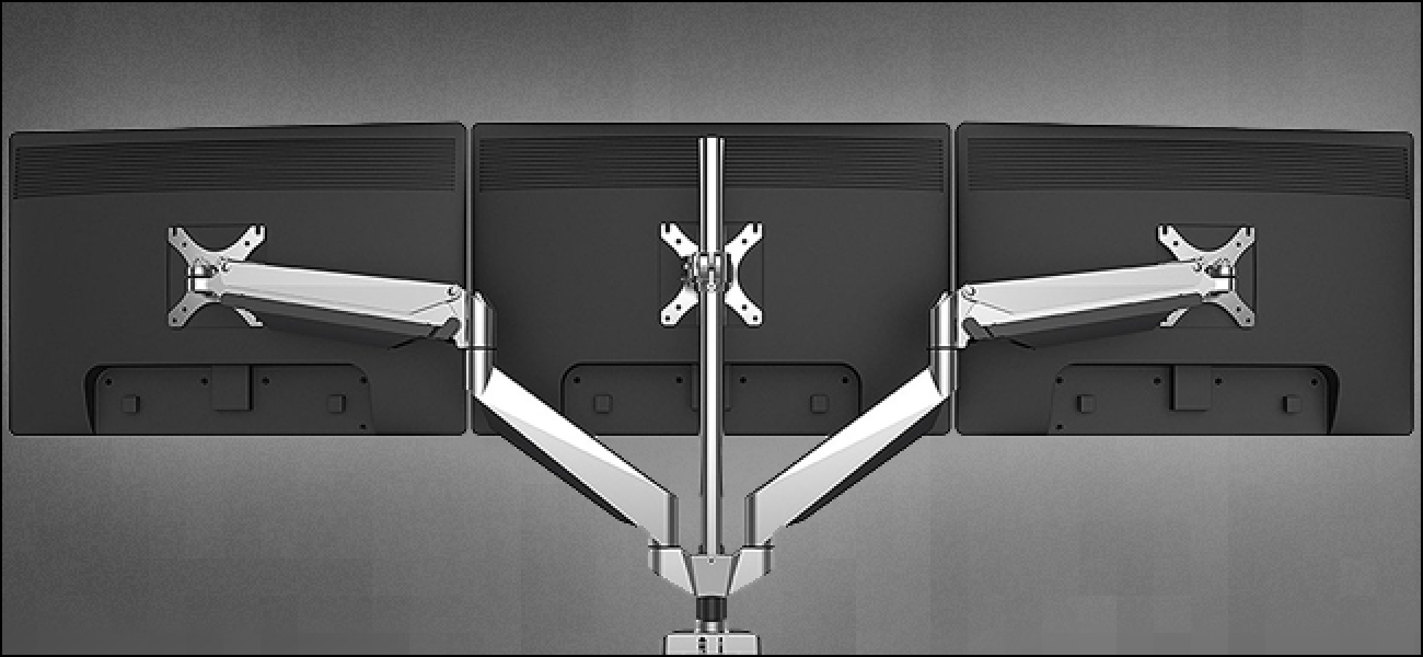 How do you find the right monitor mount for your TV / monitor?