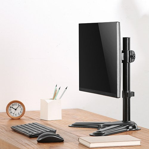 Brateck Single Monitor Premium Articulating Aliminum Monitor Stand