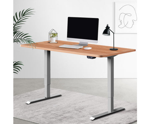 Artiss Electric Sit Stand Height Adjustable Desk 120cm