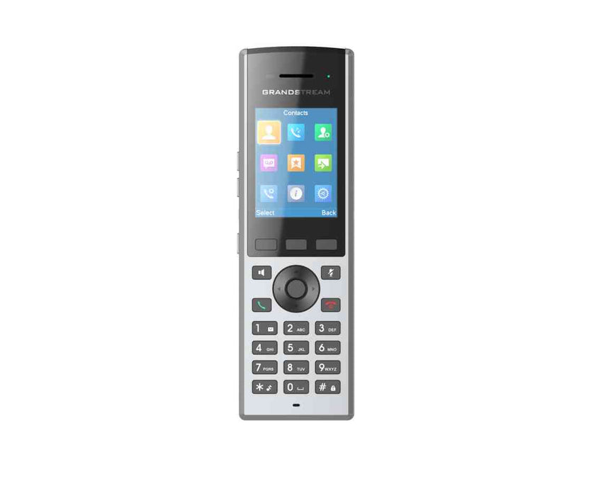 Grandstream DP730 Cordless High-Tier DECT Handset, Colour LCD, 3 Programmable Soft Keys