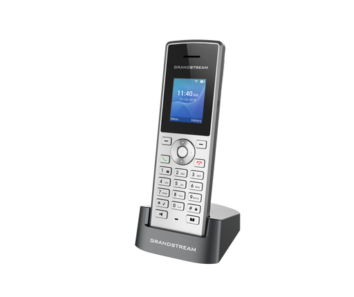 Grandstream WP810 Portable WiFi Phone, Colour LCD, 6hr Talk Time & 120hr Standby Time