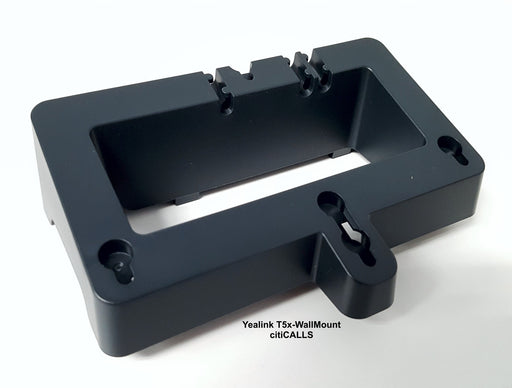 Yealink Wall mounting bracket for Yealink T5 Phone Range