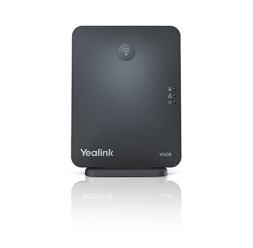 Yealink W60B Wireless DECT Solution including W60B Base Station