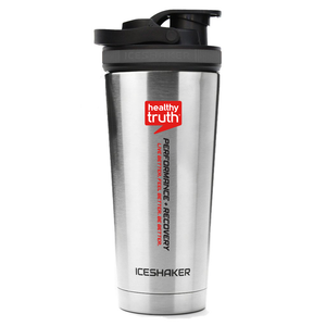 Healthy Truth Ice Shaker Bottle - 26oz - Healthy Truth