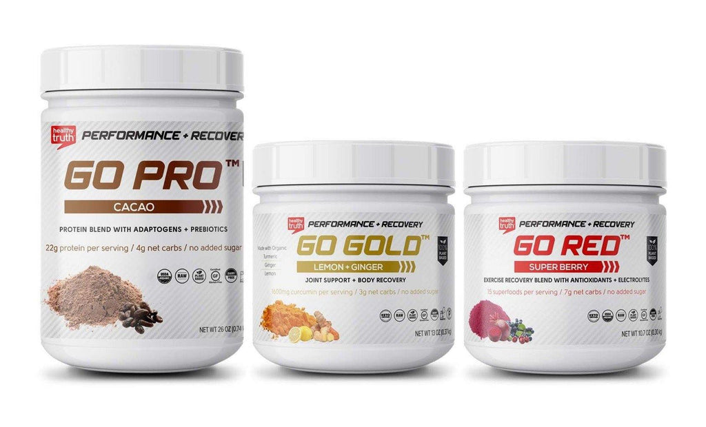 GO Active Recovery Bundle