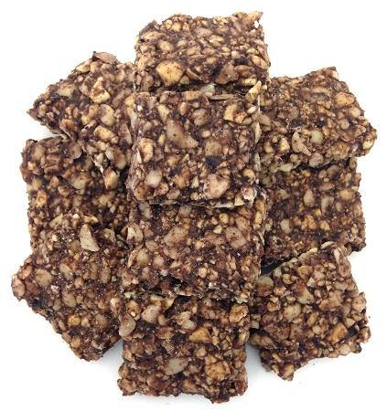 Organic Raw Sprouted Blueberry Baobab Crunch (6-packs or 1 lbs)