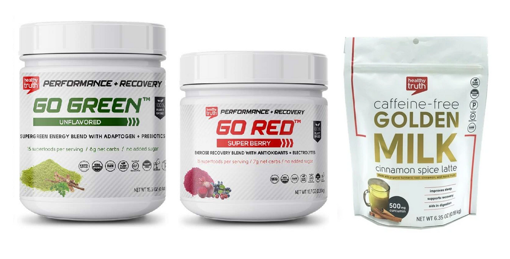 GO Energy + Detox Bundle