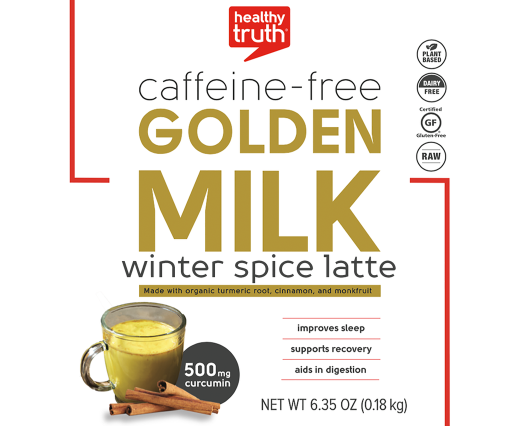 Golden Milk - Winter Spice Latte (6.35 oz bag)