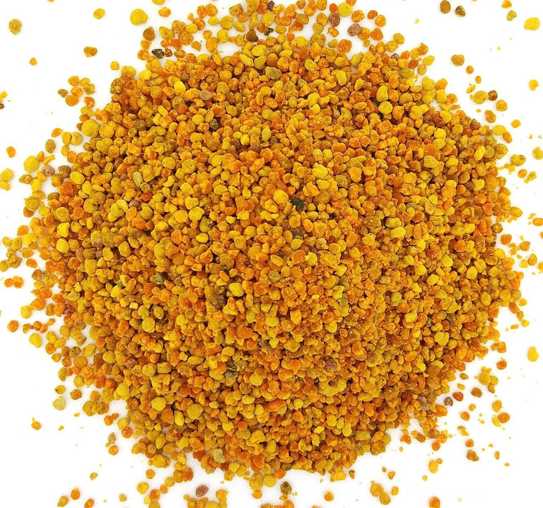 Natural Raw Bee Pollen Granules