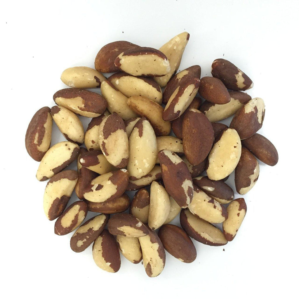 Organic Raw Sprouted Brazil Nuts