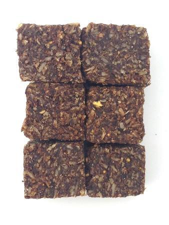 Organic Coconut Fig Superfood Energy Squares (6-packs or 1 lbs) - Healthy Truth