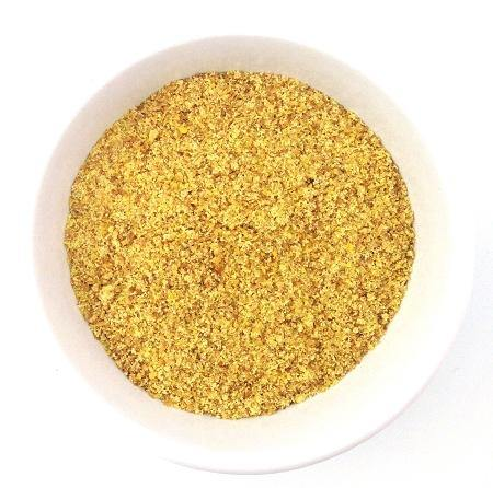 Organic Raw Ground Golden Flaxseed