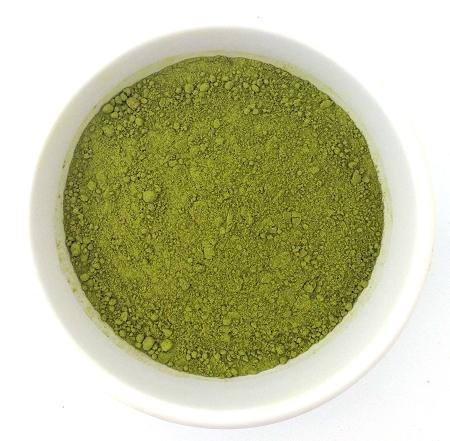 Organic Raw Matcha Green Tea Leaf Powder (Japanese Food-Grade)