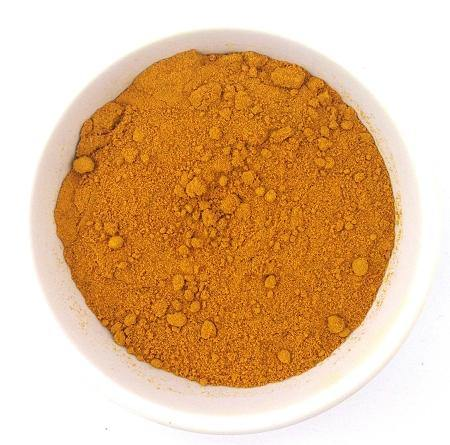 Organic Raw Turmeric Root Powder