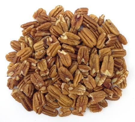 Organic Raw Sprouted Pecans
