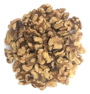 Organic Raw Sprouted Walnuts (quarters & pieces)