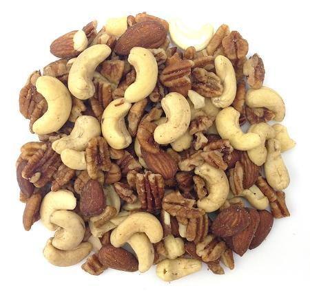 Organic Raw Sprouted Mixed Nuts