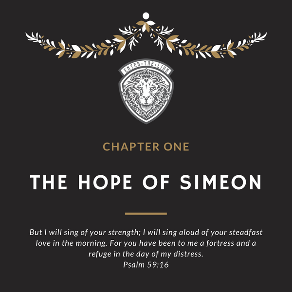 Weekly Advent: The Hope of Simeon