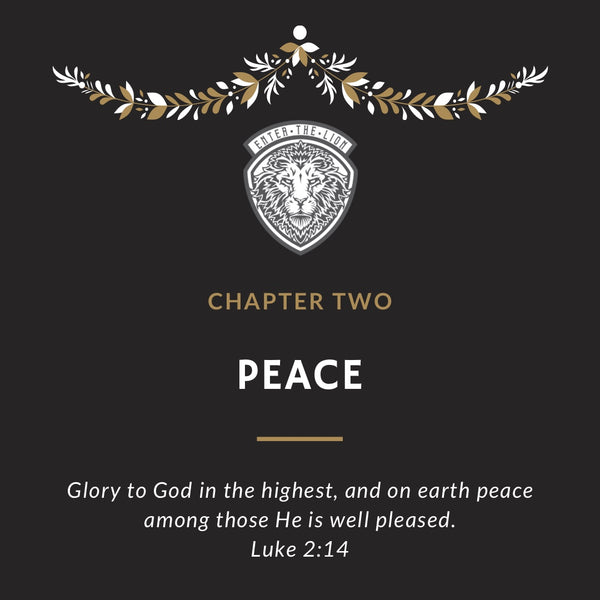 Weekly Advent: Peace