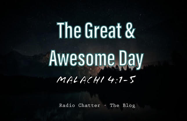 The Great & Awesome Day