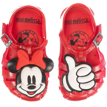 Load image into Gallery viewer, Mini Melissa Minnie Mouse Jellys