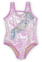 Load image into Gallery viewer, Sequined swimsuit