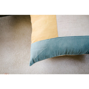PLONK Floor Cushion Cover - Jute linen collection | Square floor cushion