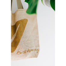 Load image into Gallery viewer, Jute Grocery Bag - Love | Earth Worthy