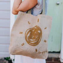 Load image into Gallery viewer, Jute Grocery Bag - Renewal