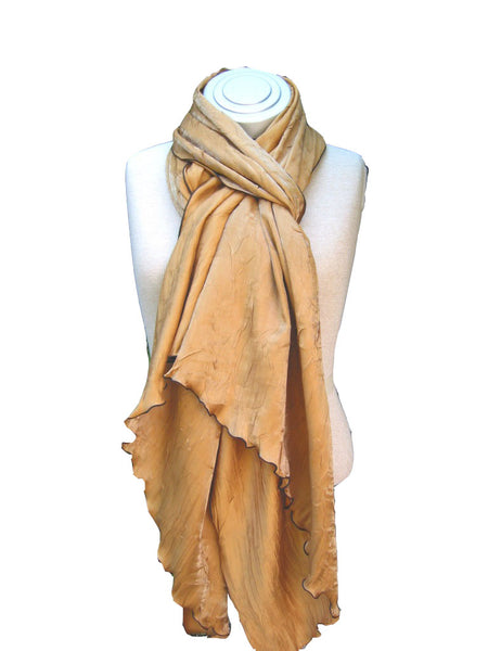 Bwrapt Shimmer Wrap in Gold is a beautiful unique Travel Wrap and Shawl