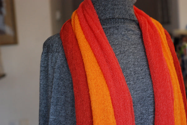 Handmade Knit Scarves SPECIAL OFFER