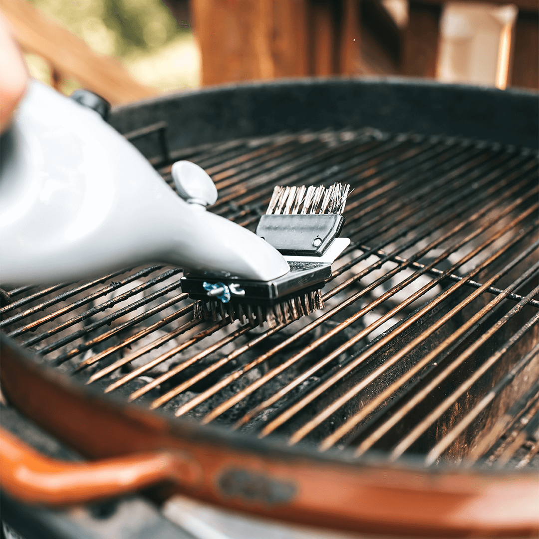 Instant Cleaning Grill Brush Master