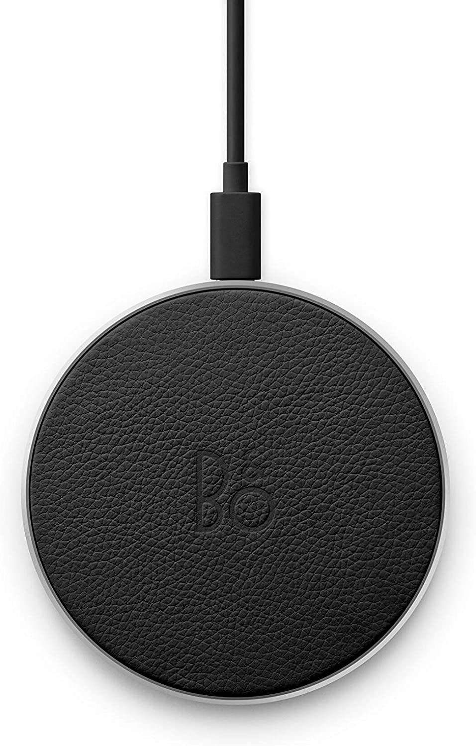 Bang & Olufsen Beoplay Charging Pad - Qi-Certified Wireless Charger - Fast Charging Pad, Black