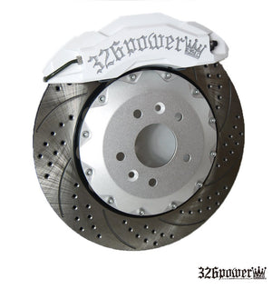 326POWER Gachi Stop Big Brake Kit (Front)