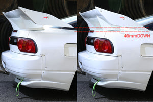 326POWER Manriki Rear Wing + (PLUS)