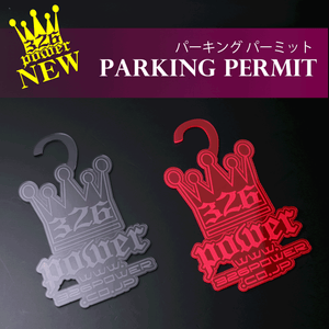 326POWER Parking Permit