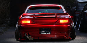 326POWER Manriki Wing with Logo (Nissan S15)