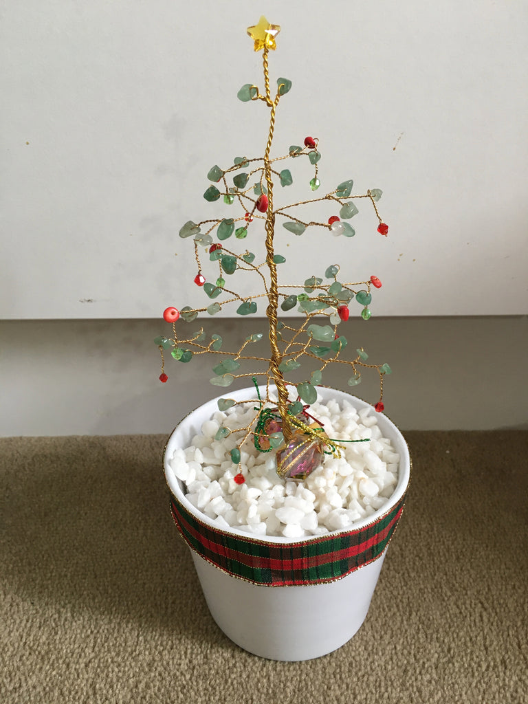Christmas gem tree - large