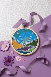 Hawthorne Handmade Blue Sky Cross Stitch Kit