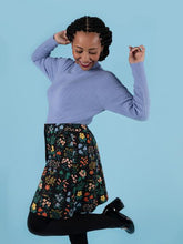 Load image into Gallery viewer, Tilly and the Buttons Bobbi skirt and pinafore