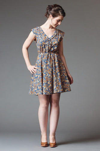 Deer and Doe Reglisse dress