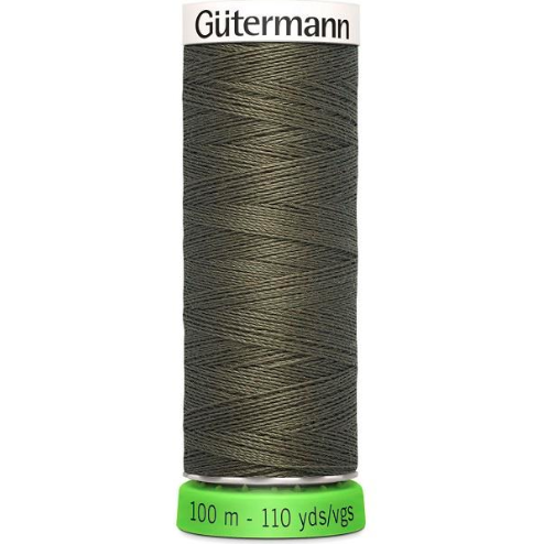Gutermann recycled thread grey