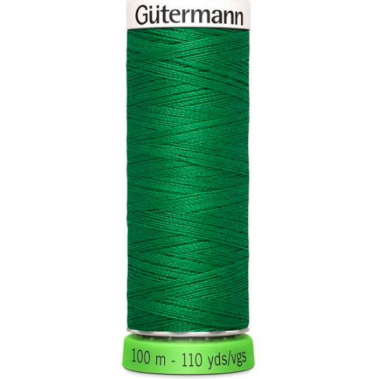 Gutermann recycled thread green