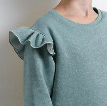 Load image into Gallery viewer, Ikatee Jasmin Mum sweatshirt