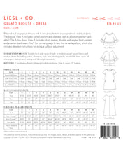 Load image into Gallery viewer, Liesl and Co Gelato Blouse and Dress