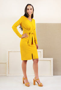 Liesl and Co Belgravia Knit Dress