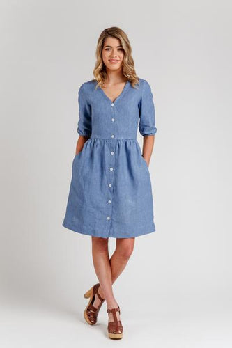 Megan Nielsen Darling Ranges dress and blouse